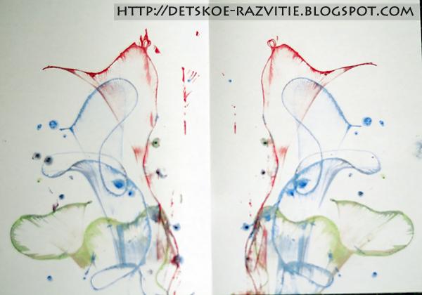 рисунок нитками