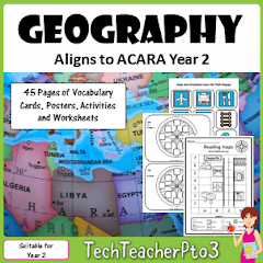 HASS Year 2 Geography