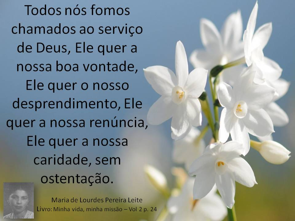 Grupo Escoteiro João Oscalino 2 Frases Maria De Lourdes Pereira