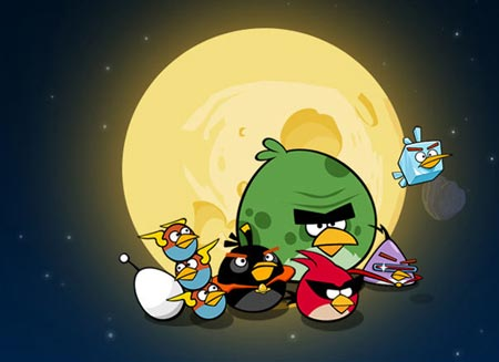 Angry birds in space - Angry birds space gratuit ...