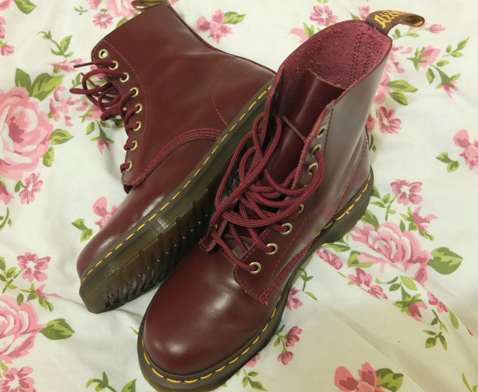 Dr Martens Shiraz Buttero ladies boots on Hello Terri Lowe, UK Fashion Blog.