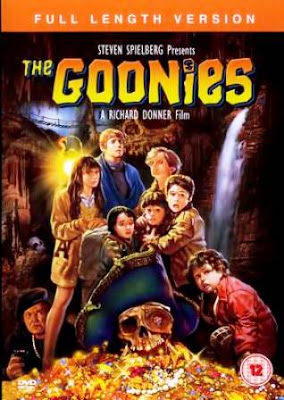 Los Goonies (The Goonies)(1985) movie poster pelicula