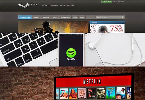 Como Netflix, Steam e Spotify estão vencendo a pirataria?