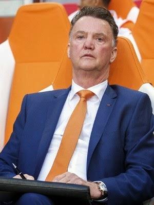 Van Gaal Manajer Baru Manchester United, Giggs Jadi Asisten
