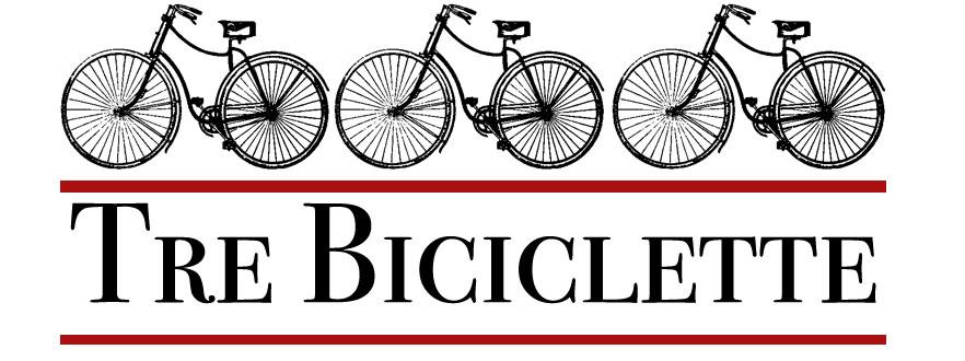 Tre Biciclette