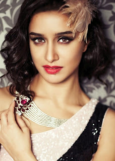 Shraddha Kapoor looks stunnign Beautiful Awesome on Cover of Hi Bilitz Magazine 2014 Picture Gallery