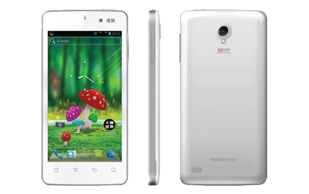 Karbonn S1 Titanium Specs & Price in India