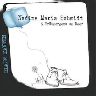 Nadine Maria Schmidt & Frühmorgens am Meer - Blaue Kanten