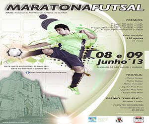 Maratona de Futsal NAFGUARDA