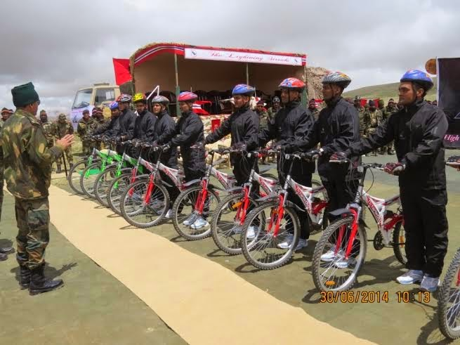 Super High Altitude Mountain Cycling Expedition in Sikkim