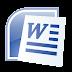 Materi Kelas X (Ms. Word & Ms. Excel 2007)
