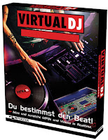Atomix Virtual DJ Pro 7.2 Build 422 Full Crack