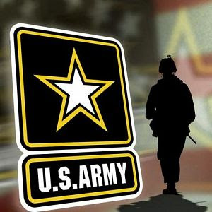 Army Logo   Law And Government