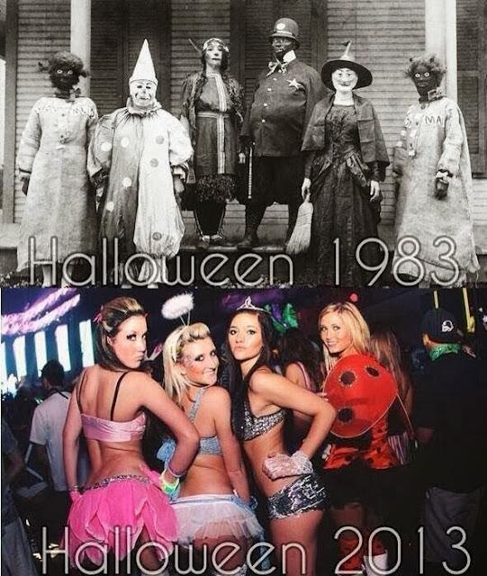 Halloween 1983 vs Halloween 2013