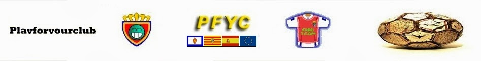 Real Zaragoza PlayForYourClub