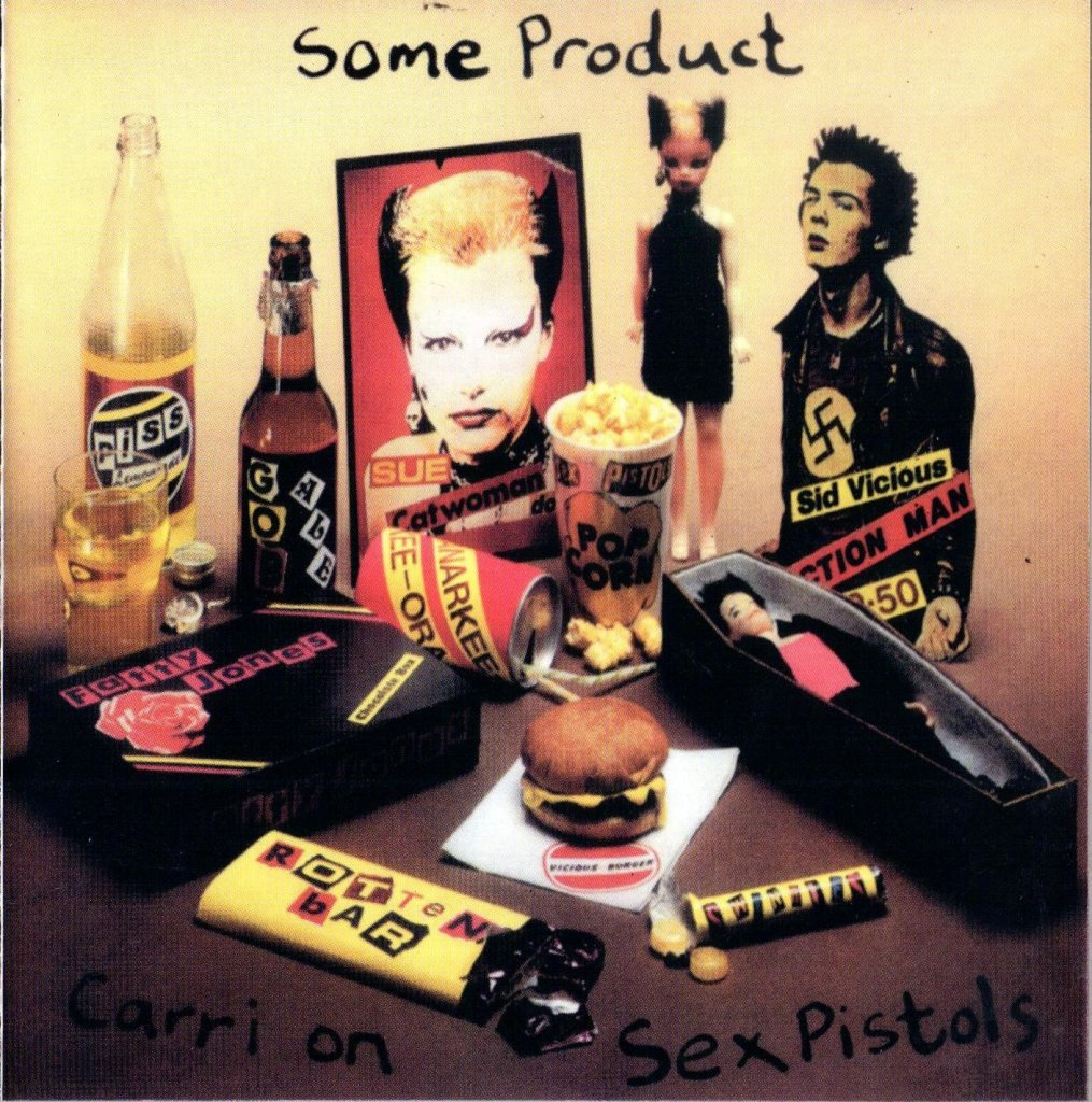 Sex pistols, a punk prayer by ronnie biggs, maxi, 1978.