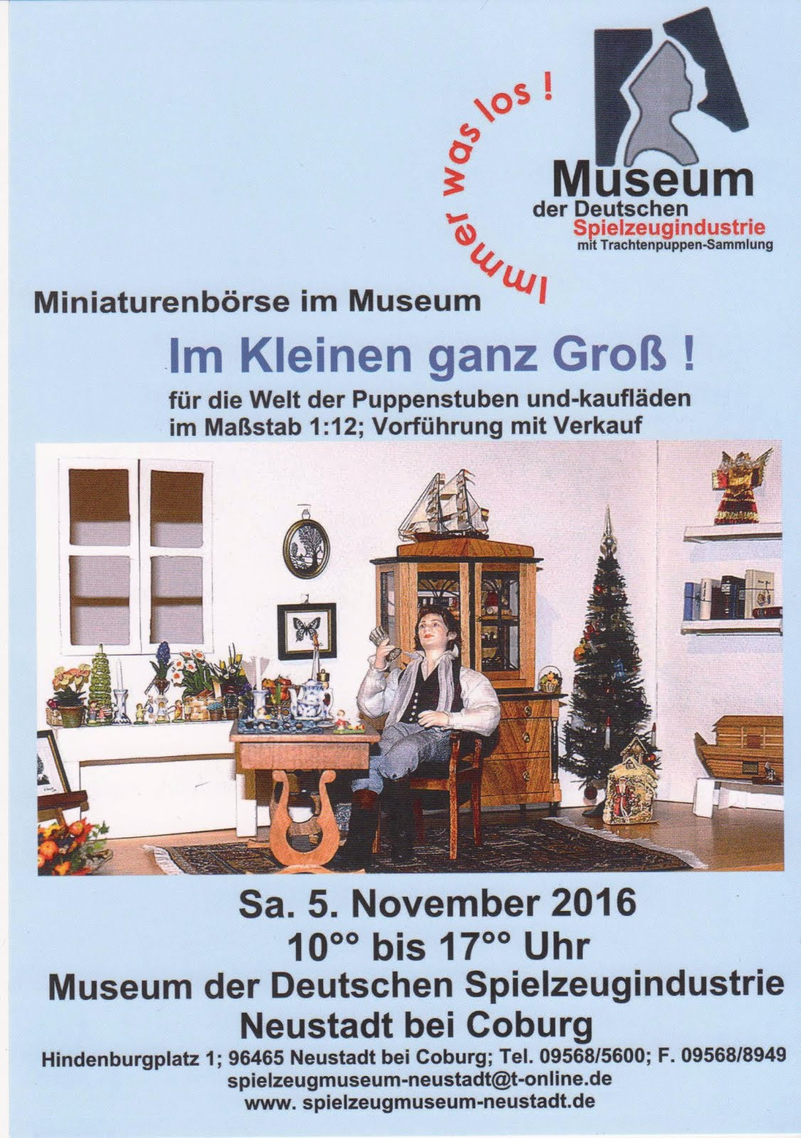 14. Miniaturenbörse, Neustadt bei Coburg
