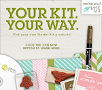 Your Starter Kit YOur Way