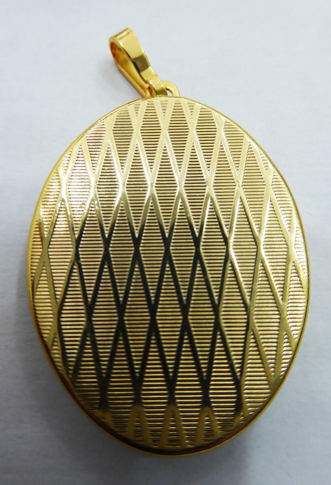 Parte trasera de la medalla