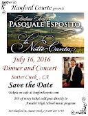 La Notte Canta - July 16