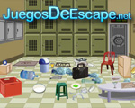 Solucion juego Lights of New Year Escape
