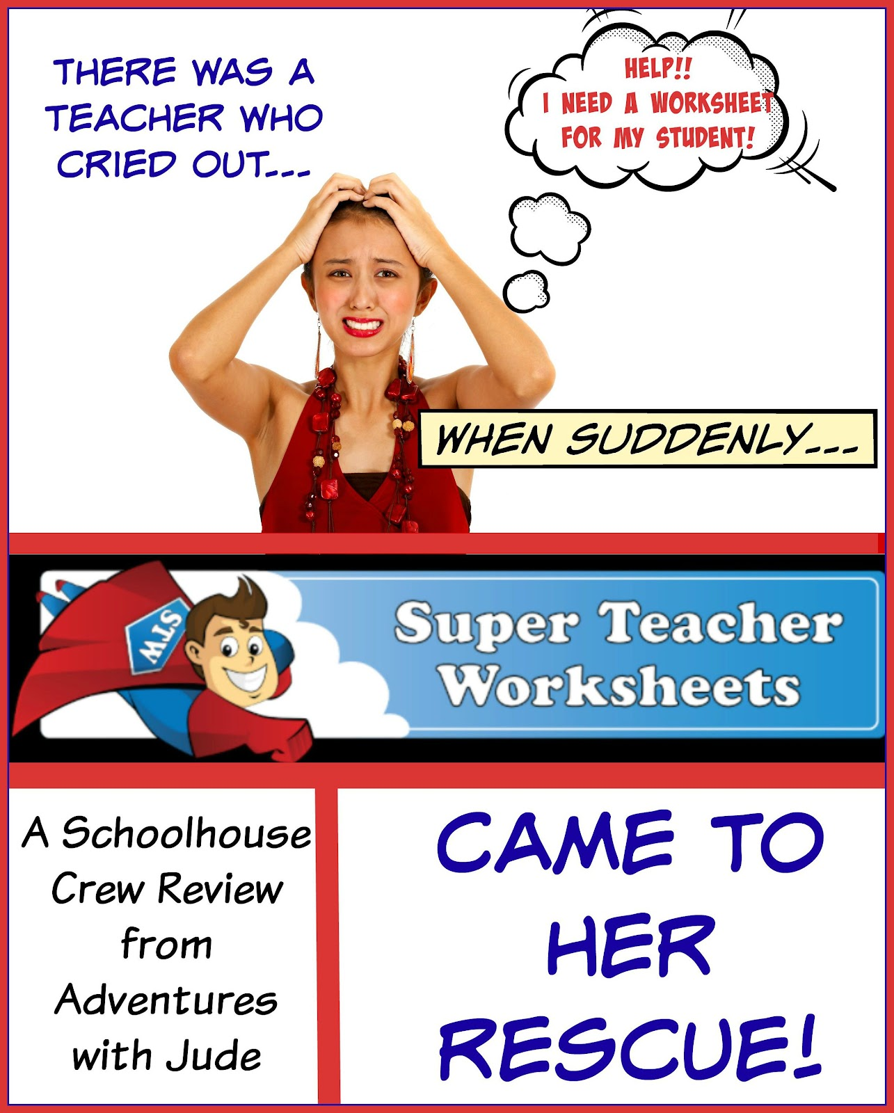 Worksheets Student Teacher Worksheets adventures with jude super teacher worksheets a schoolhouse crew have you ever found that your student is pretty close to understanding but just needs another practice or two beyond what m