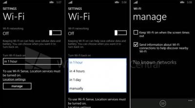 Akan Ada Fitur Wi-Fi Sense di Windows Phone 8.1