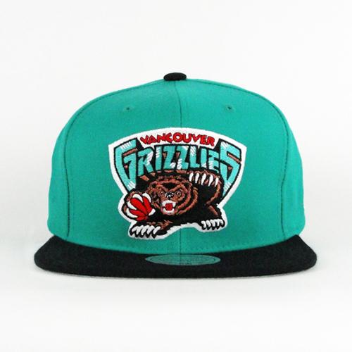 Vancouver Grizzlies 2 Tone