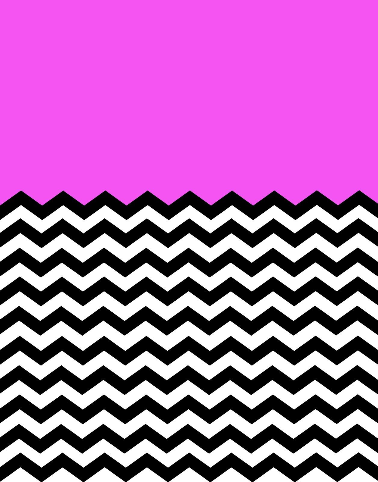 Purple and pink chevron pattern - photo#24