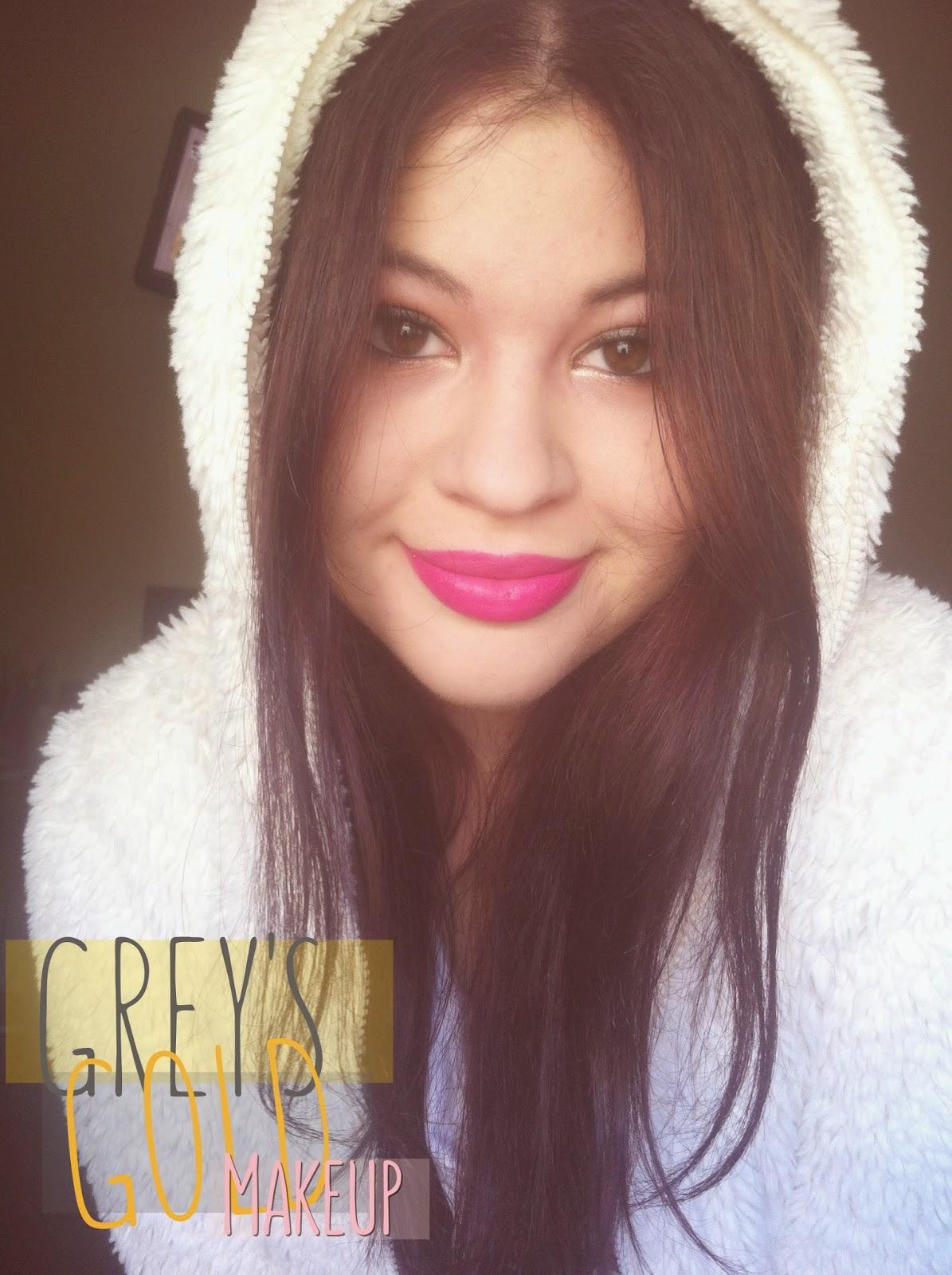 Grey's Gold - Makeup