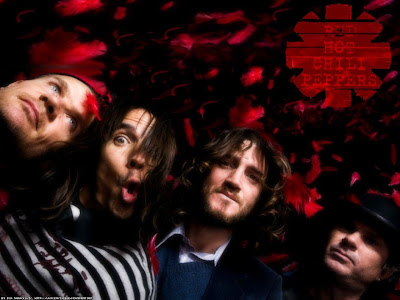 wallpaper Red Hot Chili Peppers 6