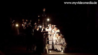 Dance of the miners in Altaussee