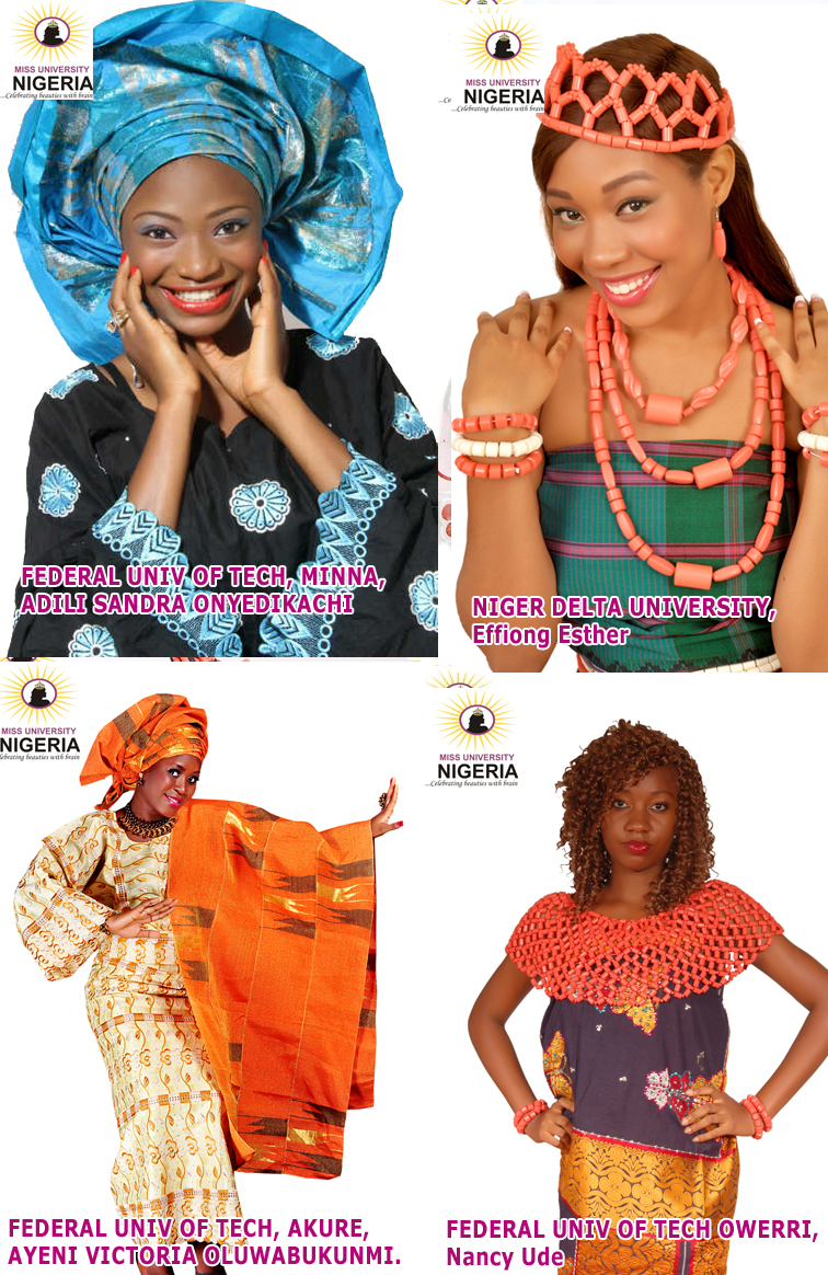 Miss university of nigeria photos