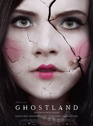 A Casa do Medo - Incidente em Ghostland Filmes Torrent Download capa