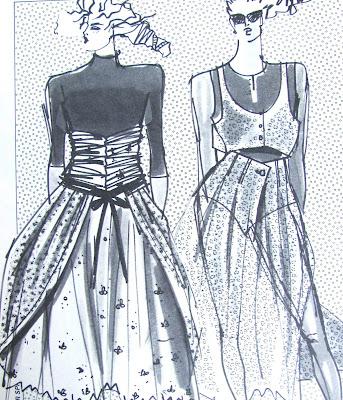 89s skirt