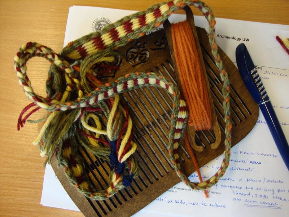 Δράση πειραματικής αρχαιολογίας: προϊστορική υφαντουργία