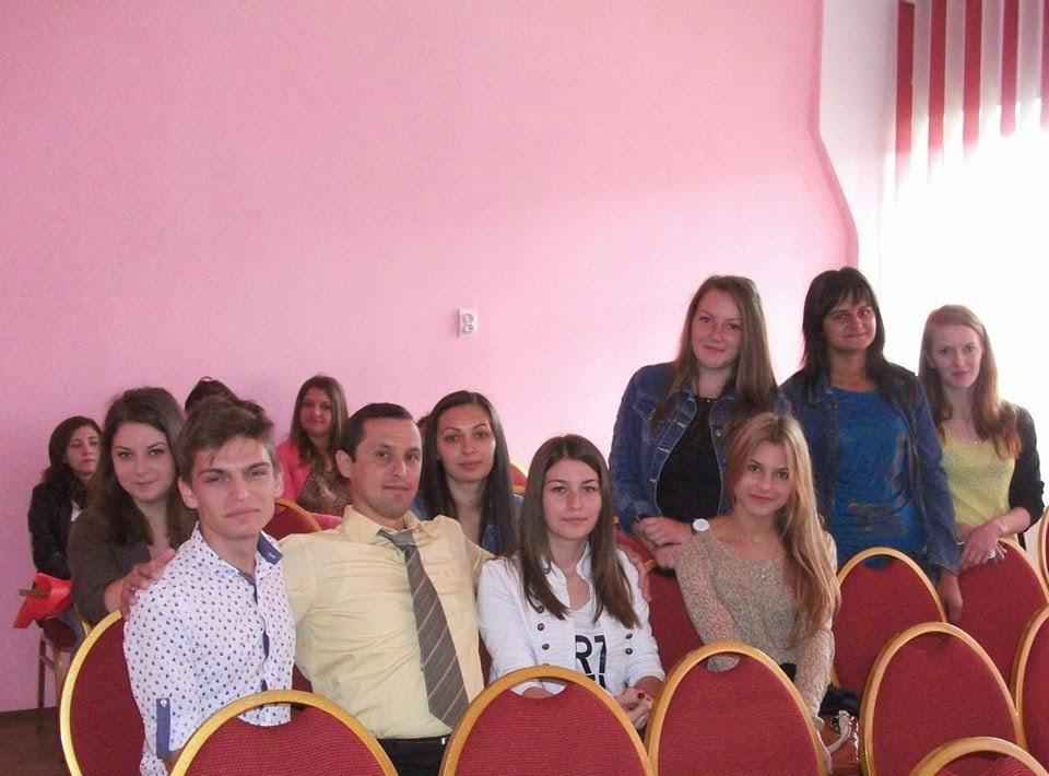 Festivitatea de premiere, Liceul Teoretic Roznov, 20.06.2014...