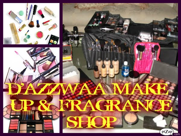 D'Azzwaa Make - up & Fragrance Shop