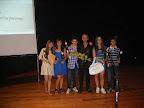 Alunos quadro de Mérito e de Excelência - 2010/2011