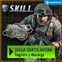 S.K.I.L.L. Special Force 2 español, el nuevo juego del tirador de acción