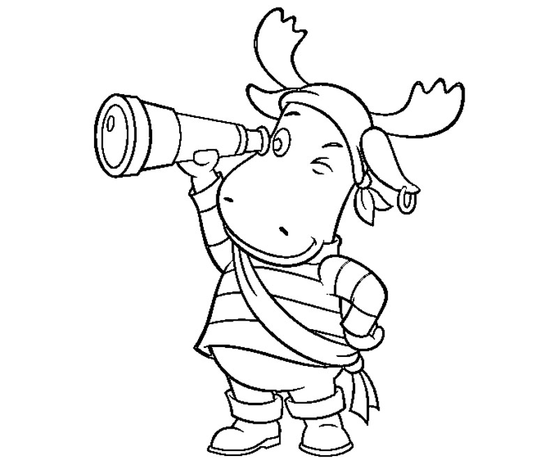 Tyrone coloring pages