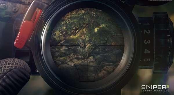 CI Games comparte nuevas imágenes de Sniper Ghost Warrior 3.