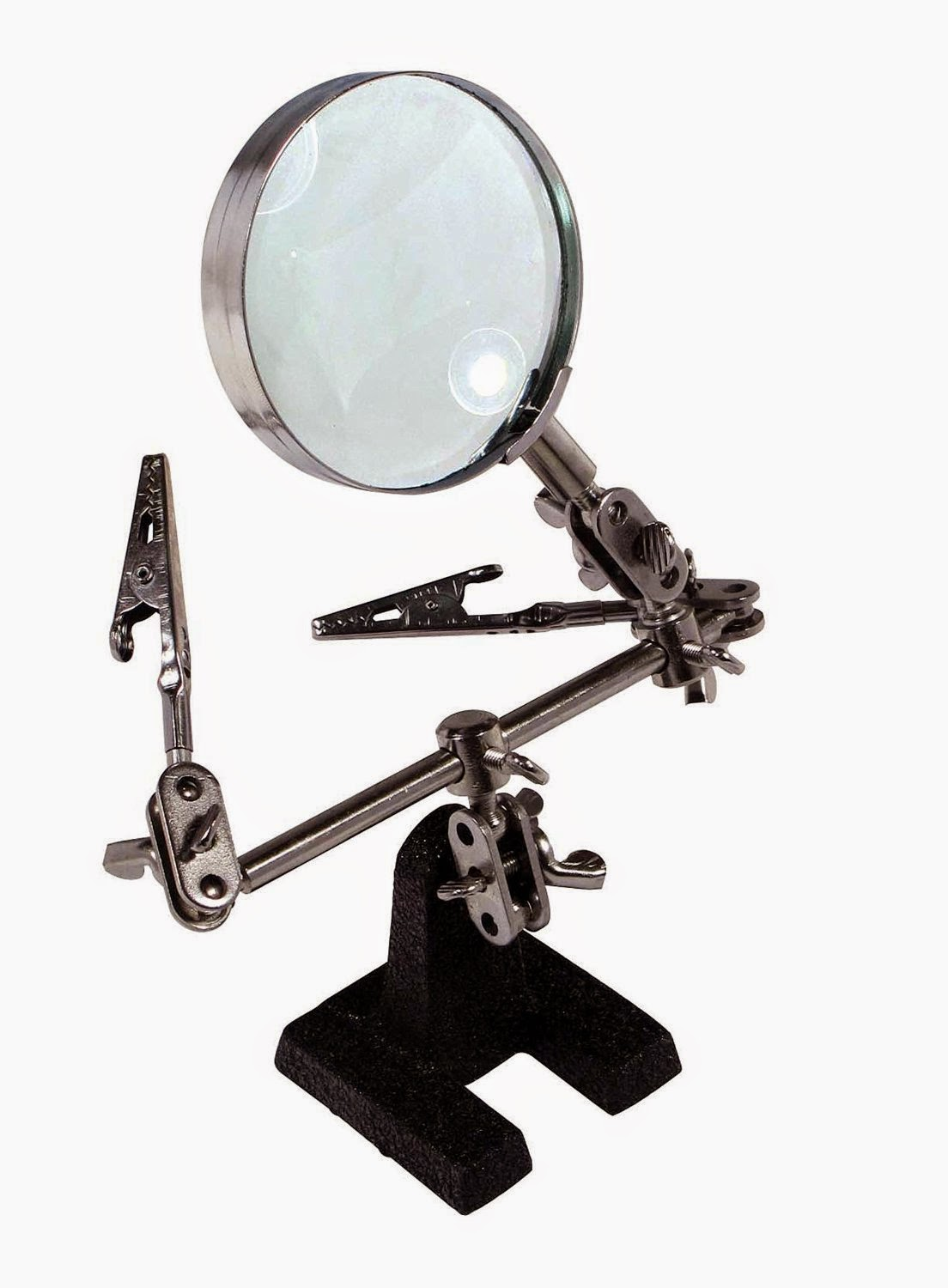 Hobby Magnifier SE MZ101B Helping Hand Magnifier