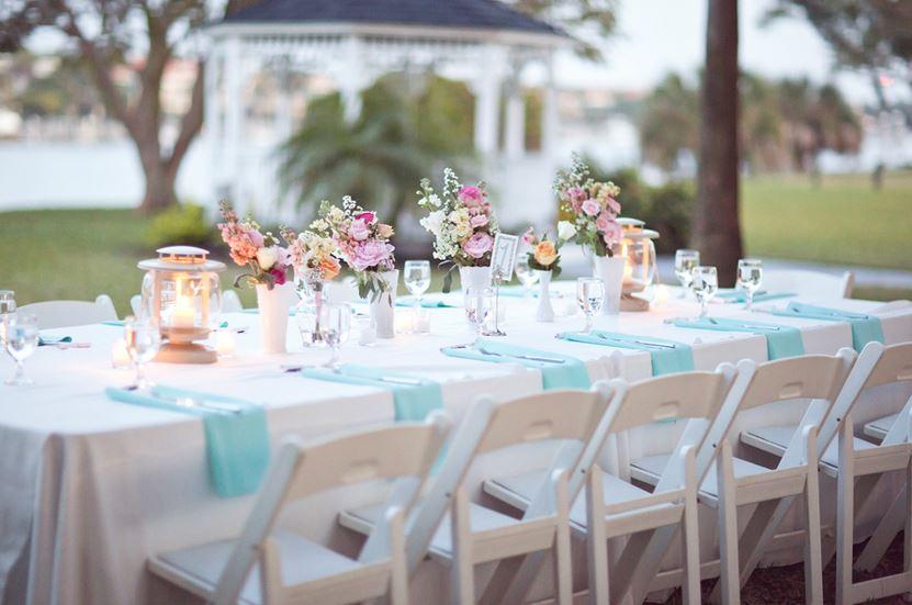 Georgia Watson Events Inc Weddings By Georgia Amy And Barry Get Married Davis Island
