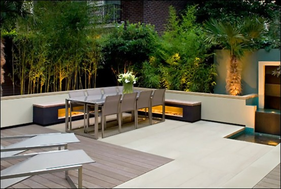 Emejing Modele Terrasse Exterieur Ideas - Awesome Interior Home ...