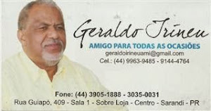 Geraldo Irineu