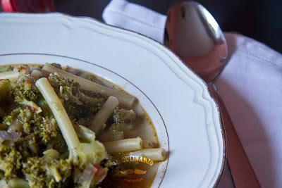 pasta e broccoli, ricetta tradizionale light