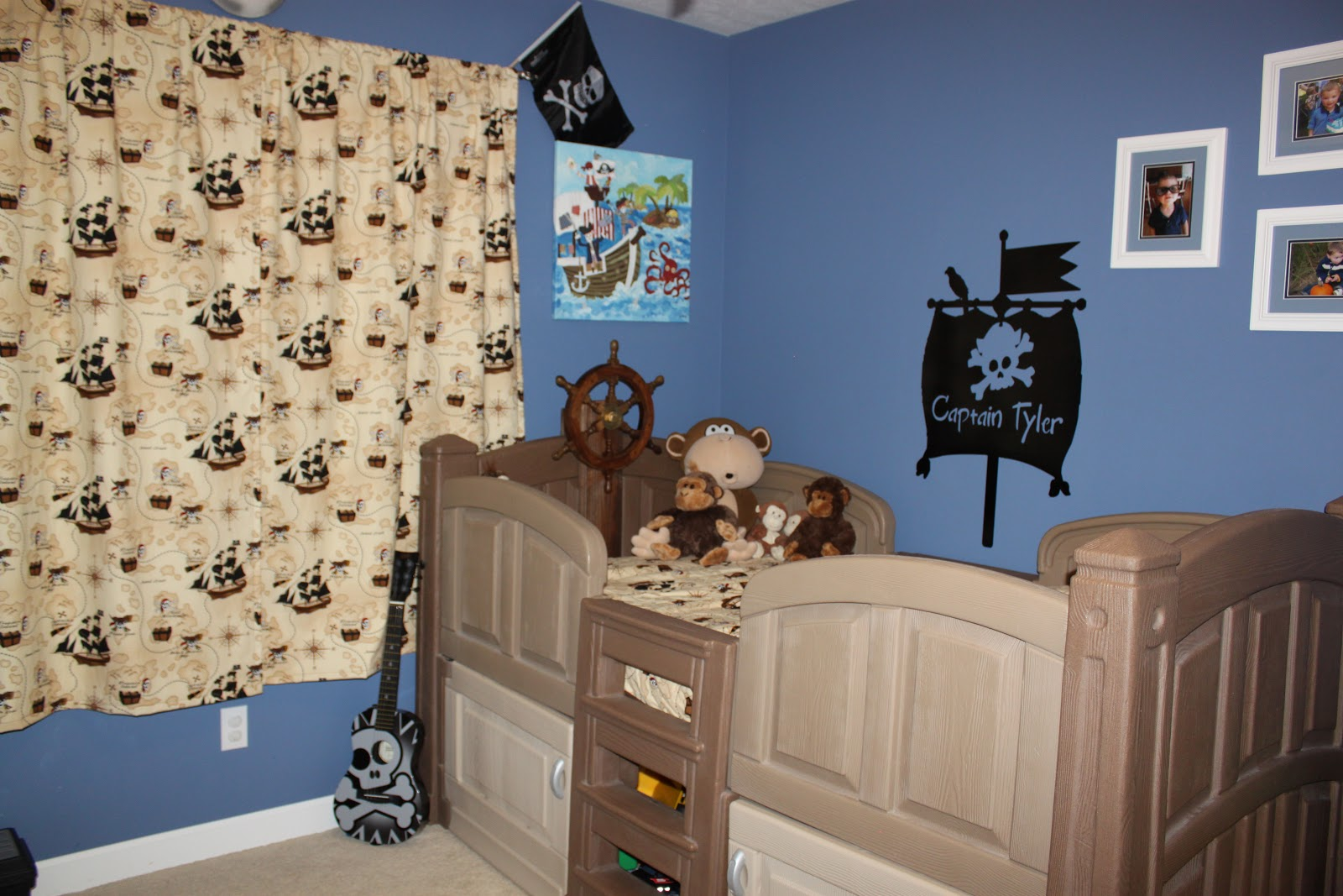 Pirate Bedroom Pirate Bedroom Wowicunet