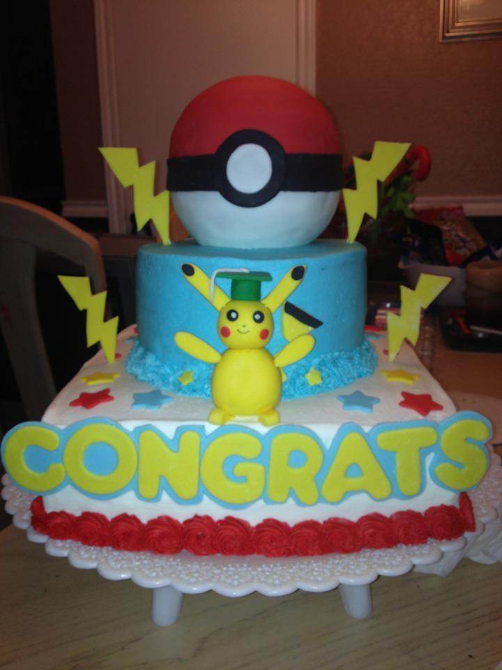 Pin Pokemon-cake-decorating-supplies on Pinterest