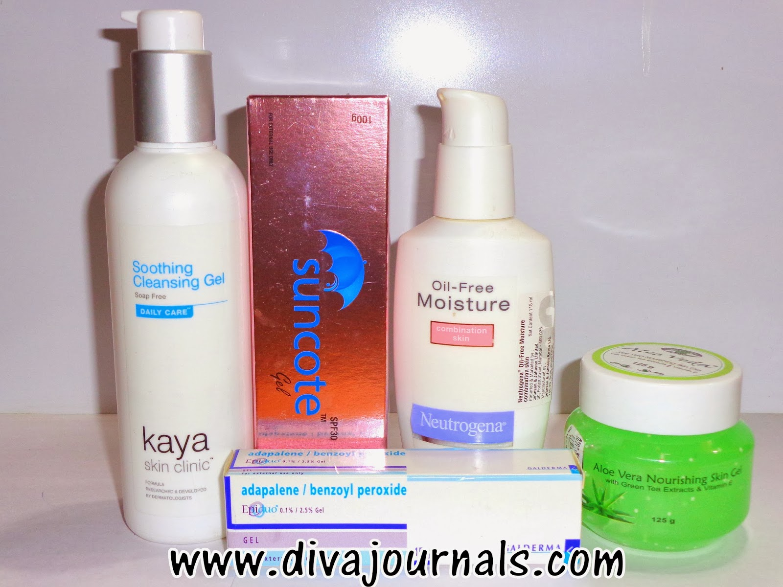 Adapalene Gel For Acne